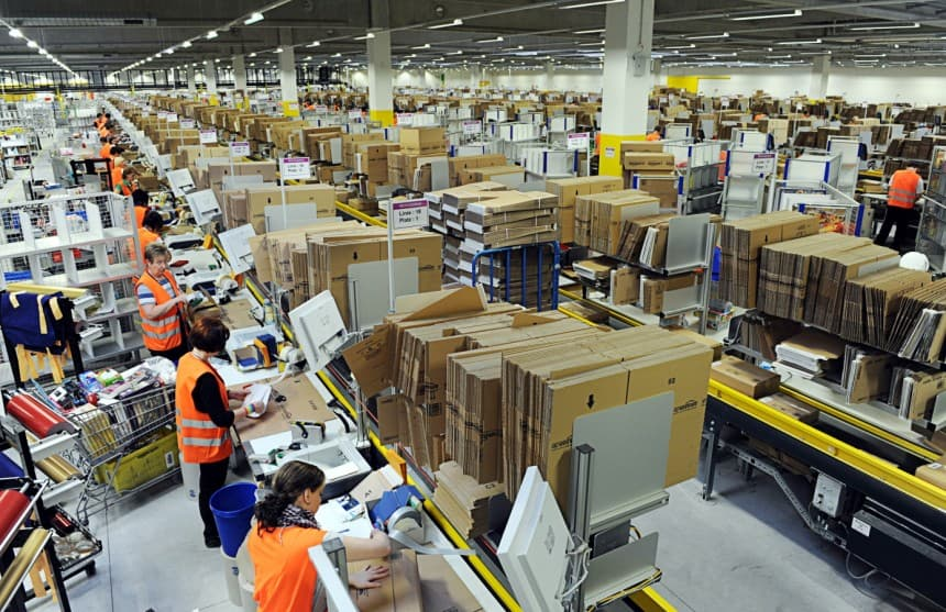 "Is Amazon's $1000 ""Quit Offer"" an Unfair Labor Practice?"